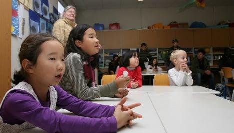 Berlin school offers German-language guarantee in immigrant heavy district