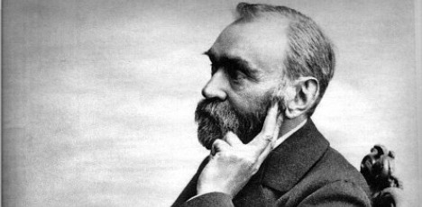 Alfred Nobel's last will and testament
