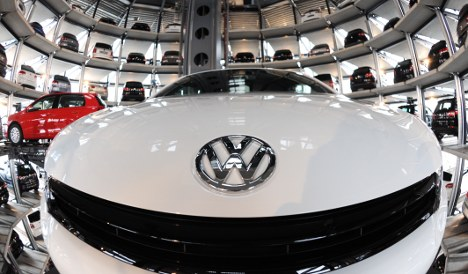 Volkswagen betting on China for 2009 profit