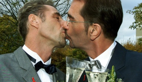 High court backs equal rights for gay marriages