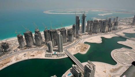 Dubai crisis set to hit German industry