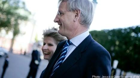 Bildt in tax probe over nanny's fees