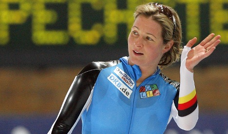 Court upholds Pechstein blood-related doping ban