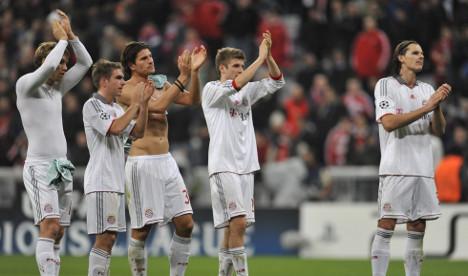 Audi inks €90-million deal with Bayern Munich