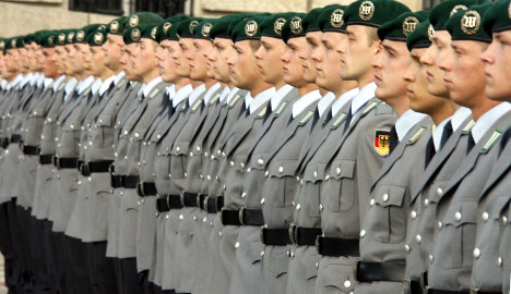 Germany's citizens in uniform