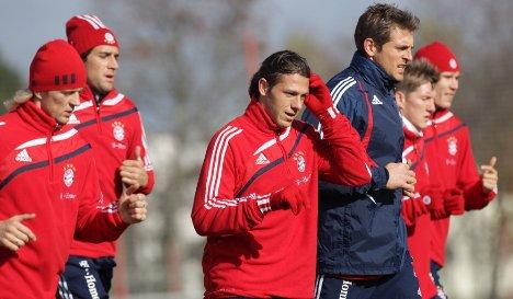 Bayern Munich needs luck and a win against Haifa