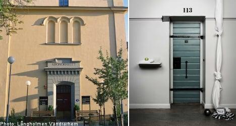 Stockholm prison island hostel lands tourist group's top prize