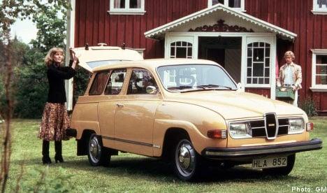 The Lowdown on classic car maker Saab