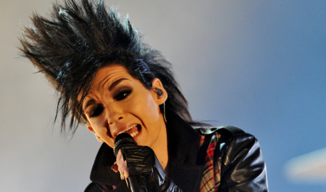 Tokio Hotel singer Bill laments lame love life