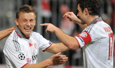 Victory puts Bayern Munich back on track