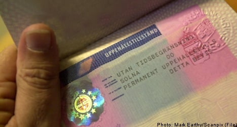 Residence permits for sale on black market