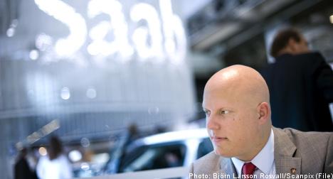 Koenigsegg backs out of Saab deal