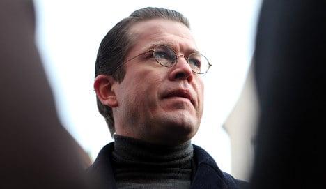Guttenberg refuses to resign over air strike