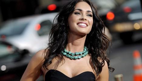 Germans go Google gaga for Megan Fox