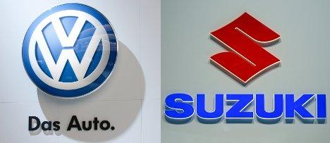 Volkswagen buys major stake in Suzuki