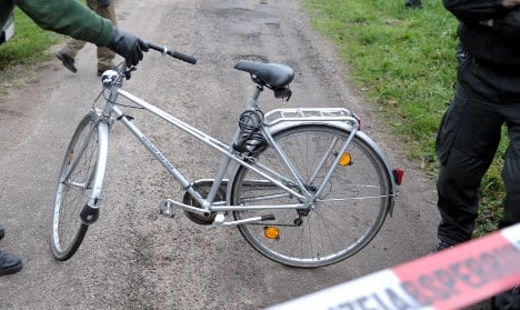 Police ram bike to nab fugitive from Aachen