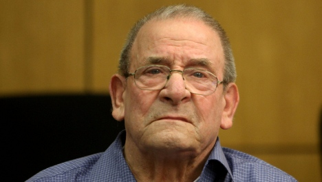 Former Nazi SS hit man admits to Dutch murders