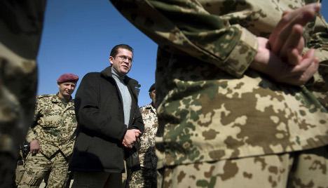KSK special forces involved in Kunduz strike