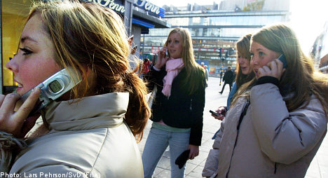 TeliaSonera launches 4G mobile broadband in Stockholm