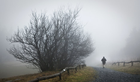 Warmer, damper weather to replace chill of last few days
