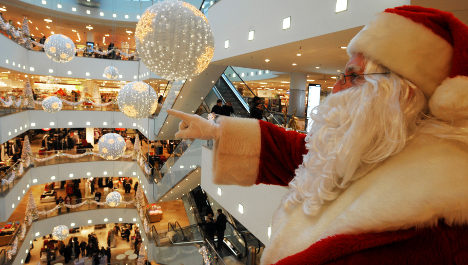 Retailers report merry sales for holidays