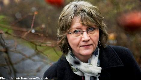 Stieg Larsson's partner rejects family millions