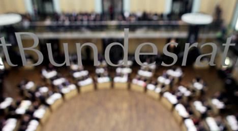 Bundesrat backs Merkel's tax-relief package