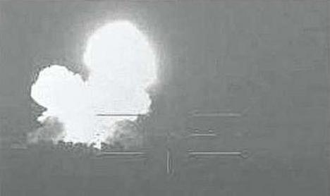 Military filmed Kunduz strike from ground