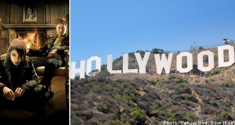 'Millennium' trilogy heading to Hollywood