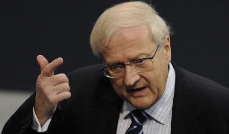 Brüderle demands banks boost business lending