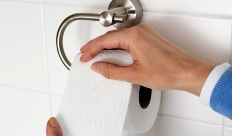 Retiree makes emergency call for more toilet paper