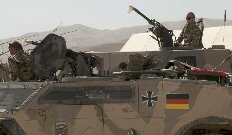 Holbrooke urges Berlin to increase troops in Afghanistan
