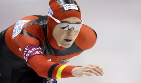 Banned Pechstein gets permission to compete