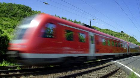 Deutsche Bahn picked for UK rail services