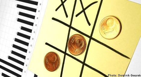 More Swedes favour euro over krona: poll