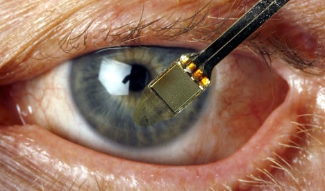 Doctors restore sight to the blind with artificial retinas
