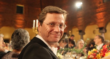 Westerwelle promises more domestic time