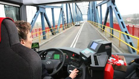 Deutsche Bahn faces long-distance bus rivals