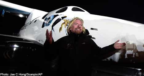 Space tourism to take off in Kiruna