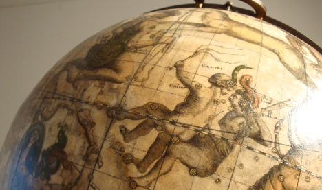 Stralsund restores rare Baroque celestial globe