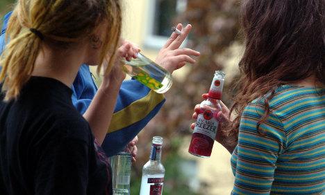 Juvenile alcohol abuse surges