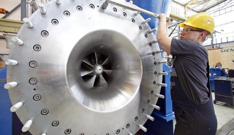 Siemens posts billion euro loss