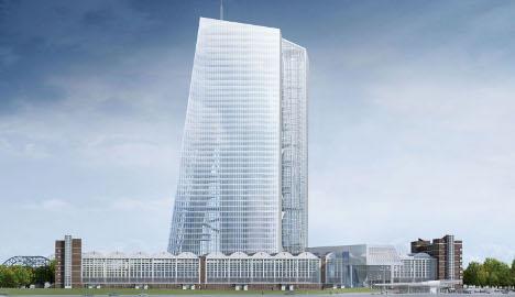 ECB signs off on new Frankfurt headquarters