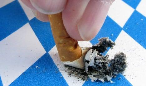 Petition forces Bavarian smoking ban referendum