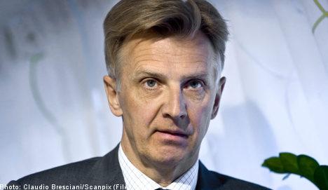 'Hire non-Swedes for sensitive posts': Säpo