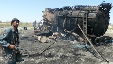 Parliament to investigate deadly Kunduz air strike