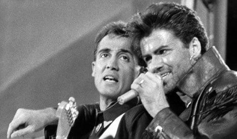 Germany celebrates 25 years of Wham's 'Last Christmas'