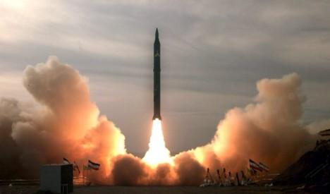 Berlin calls Iran's missile test 'alarming'