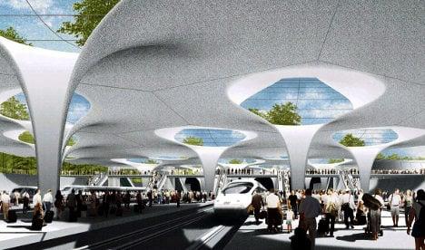 Stuttgart 21 rail project approved despite soaring costs