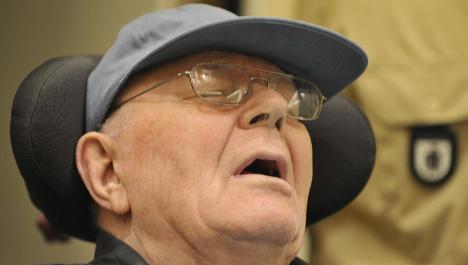 Ex-Nazi guard Demjanjuk probed for fatal 1947 car crash